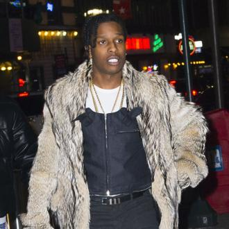 ASAP Rocky talks Kanye West collaborations