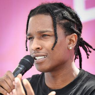 Asap Rocky Has Teenage Orgy