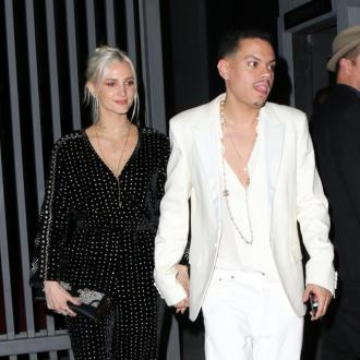 Evan Ross says his relationship with Pete Wentz is 'amazing'