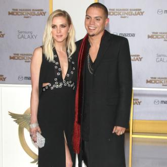 Ashlee Simpson is expecting a baby girl