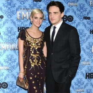 Ashlee Simpson And Vincent Piazza Having A 'Great Time'