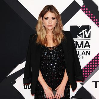 Ashley Benson's pimple cream 'accessory'