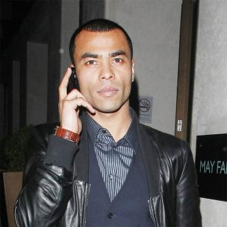 Ashley Cole punched by Playboy model