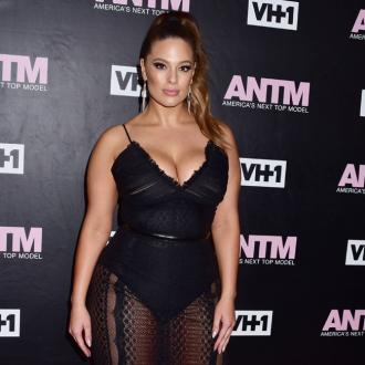Ashley Graham met fashion designer Prabal Gurung on Grindr
