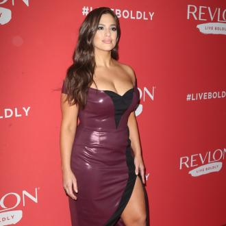 Ashley Graham can do 'anything' on a good hair day