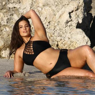 Ashley Graham Uses Non Retouched Photos For New Swimwear Campaign