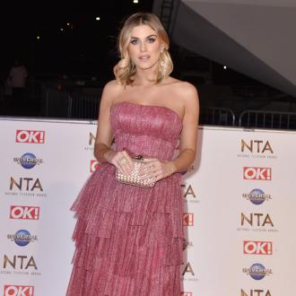 Pregnant Ashley James rushed to hospital