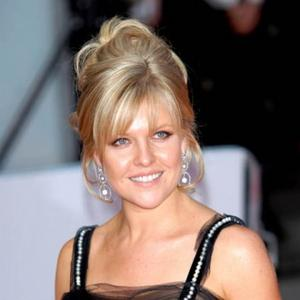 Ashley Jensen Happy With Weight