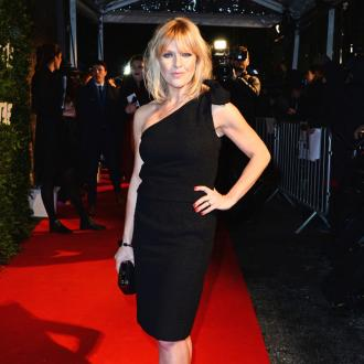 Ashley Jensen's husband dead