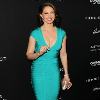Ashley Judd feels supported