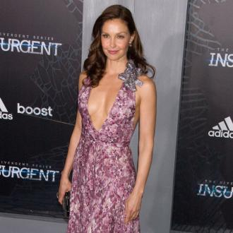 Ashley Judd praises 'terrific' James Franco