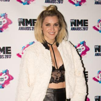 Ashley Roberts' beauty essential is a coral eyeliner
