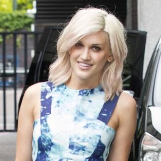 Ashley Roberts Loves Playing 'Dress-up'
