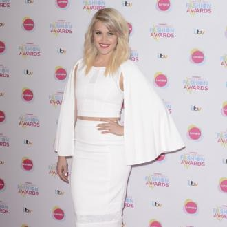 Ashley Roberts praises British high street stores
