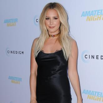Ashley Tisdale 'allows' herself carbohydrates 'once a week'