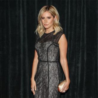 Ashley Tisdale Takes On Husband's Surname