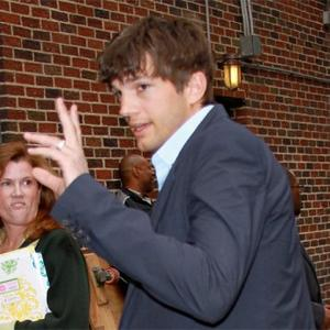 Ashton Kutcher's Cinema Embarrassment