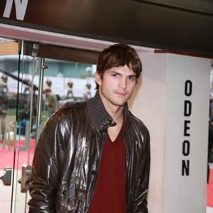 Ashton Kutcher Takes To The Catwalk In Brazil
