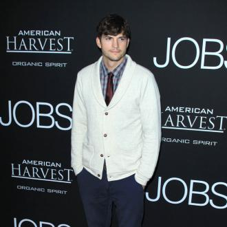 Ashton Kutcher is a better son now he's a dad