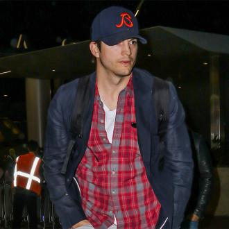 Ashton Kutcher is a 'baseball cap guy' since hair loss