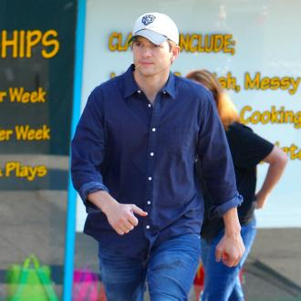 Ashton Kutcher feels 'really lucky' amid the coronavirus pandemic
