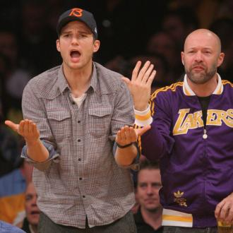 Ashton Kutcher: 'I Fronted A Gambling Syndicate'