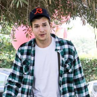 Ashton Kutcher Hunts For Most Comfortable T-shirt