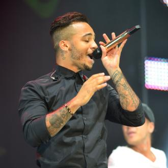 Aston Merrygold doesn't miss JLS