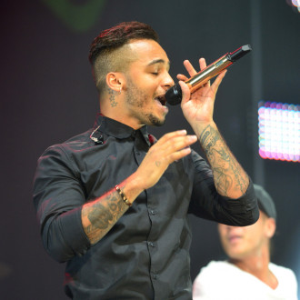 Aston Merrygold is 'always talking' to his JLS bandmates