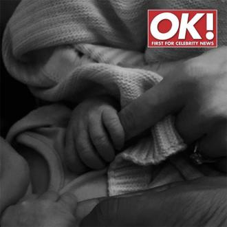 Aston Merrygold has become a father for a second time