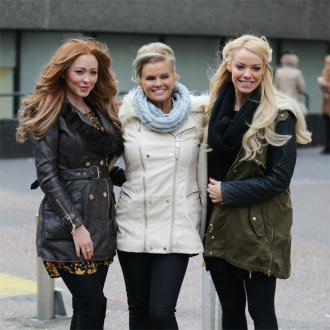 Atomic Kitten taking babies on tour