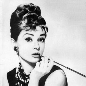 Audrey Hepburn's Stylish Dress