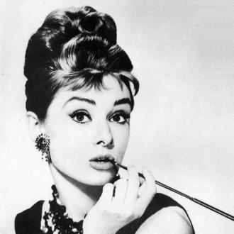 Audrey Hepburn's updo tops iconic hairstyles