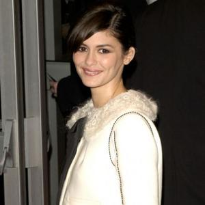Audrey Tautou and husband