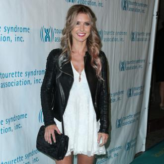Audrina Patridge meets with Corey Bohan