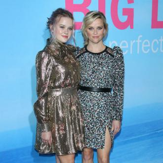 Reese Witherspoon gushes over her daughter
