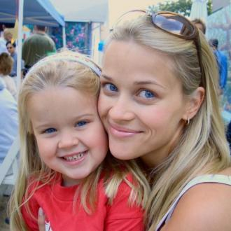 Reese Witherspoon 'amazed' by daughter
