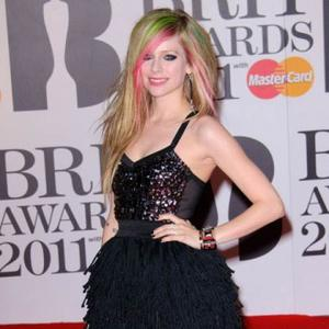 Avril Lavigne Nervous About Live Set