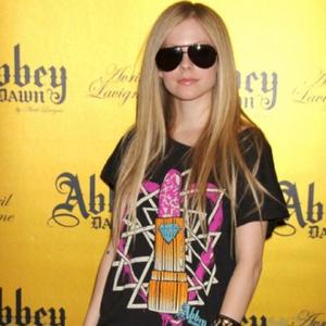 Avril Lavigne Too Busy For Exercise