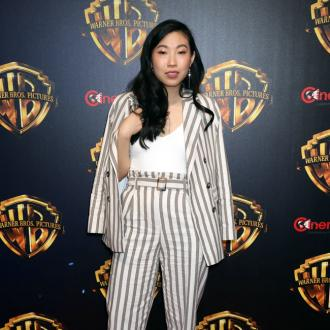 Awkwafina 'Saved' By Grandmother