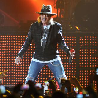 Ac/dc To Release New Album With Axl Rose?