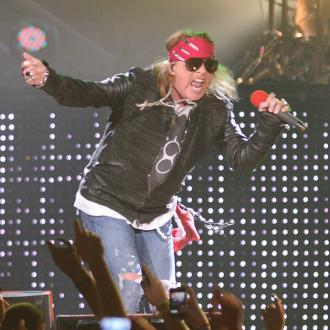 Axl Rose Is Working On New Guns N' Roses Album