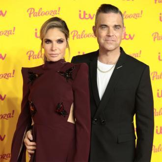 Robbie Williams and Ayda Field had an awkward first date