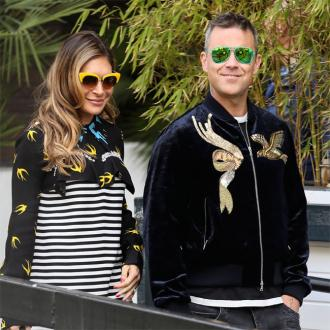 Robbie Williams predicts big future for talented daughter