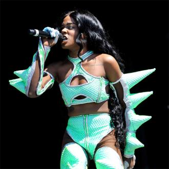 Azealia Banks breaks down in tears as she recalls clash with Russell Crowe