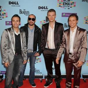 Backstreet Boys Back For First Time Since 2006