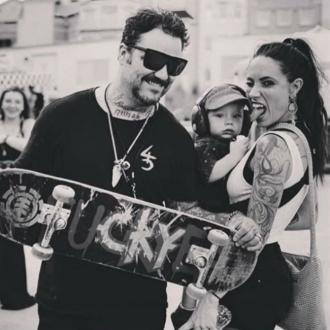 Bam Margera back in rehab