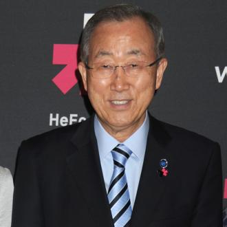 Ban-ki Moon Backs Live Earth