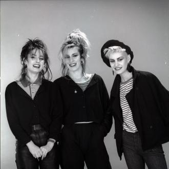 Bananarama have a week to write a comeback single