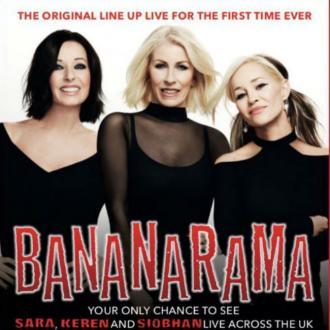 Bananarama Reunite For New Tour
